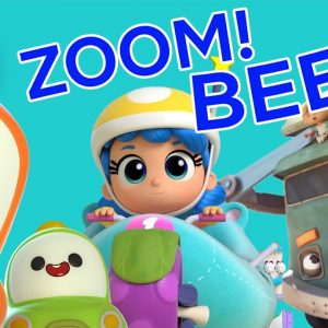 Zoom! Beep! Car Song for Kids ♪🚙♪ Netflix Jr Jams
