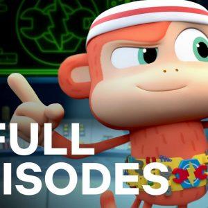 Chico Bon Bon Season 2 FULL EPISODE 1-5 Compilation 🙊 Netflix Jr