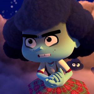 Miserable Marla Rains on the Party 🌧🌕🌧 StarBeam | Netflix Jr