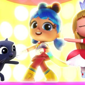 'You're a Star' True and the Rainbow Kingdom Confidence Song for Kids 🌈 Netflix Jr Jams