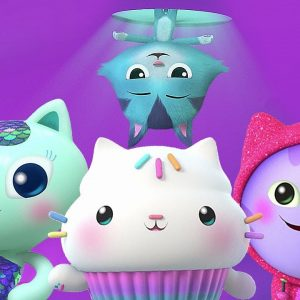 Cat of the Day Song Compilation 😻🎶 Gabby's Dollhouse | Netflix Jr
