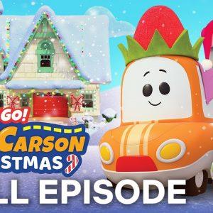 A Go! Go! Cory Carson Christmas FULL EPISODE | Netflix Jr