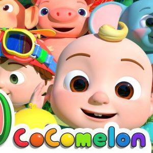 Animal Dance Song | CoComelon Nursery Rhymes & Kids Songs