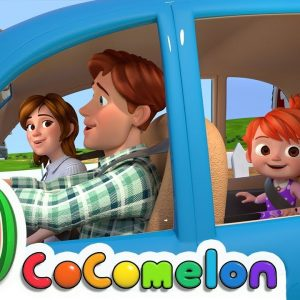 Are We There Yet? | CoComelon Nursery Rhymes & Kids Songs
