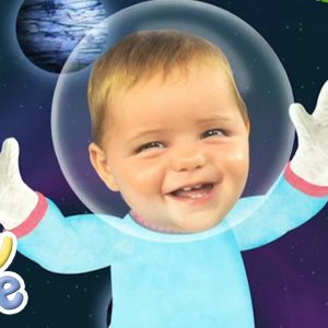 Baby Jake | A Trip Around the Moon | Full Episodes | Wizz Explore