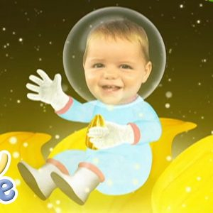 Baby Jake | Flying to Outer Space | Full Episodes | Wizz Explore