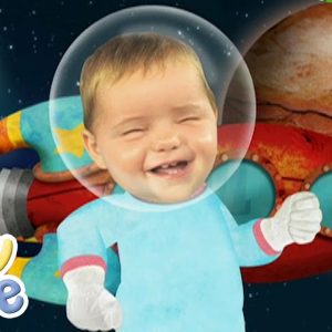 Baby Jake | Fun with the Hamsternauts | Full Episodes | Wizz Explore