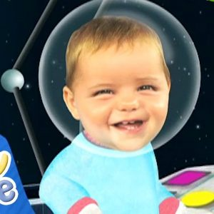 Baby Jake | Playing Instruments in Space | Full Episodes | Wizz Explore
