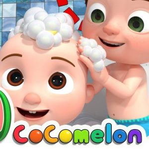 Bath Song | CoComelon Nursery Rhymes & Kids Songs
