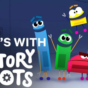 ABC Alphabet for Kids 🔤 Sing & Learn to Read with StoryBots! | Netflix Jr