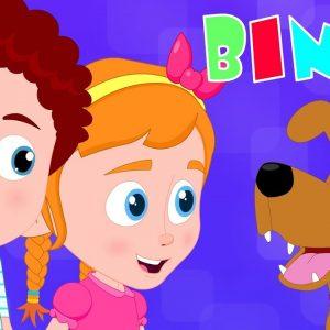 Bingo Dog Song | Schoolies Cartoon Videos & Nursery Rhymes for Kids