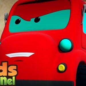 Blaze The Wise | Road Rangers Car Cartoon Videos | Stories by Kids Channel