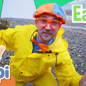 Blippi Learns About The Weather! Educational Videos For Kids