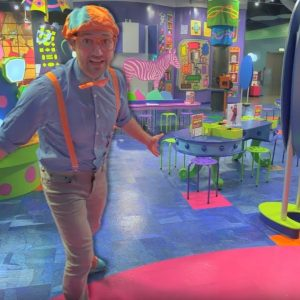 Blippi Tours a Children's Museum | Learning Videos for Toddlers