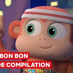Chico Bon Bon Season 2 FULL EPISODE 6-10 Compilation 🙈 Netflix Jr