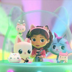 CatRat's Stuck on a Spaceship! 🛸 Gabby's Dollhouse | Netflix Jr