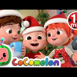 Christmas Songs Medley + More Nursery Rhymes & Kids Songs - CoComelon