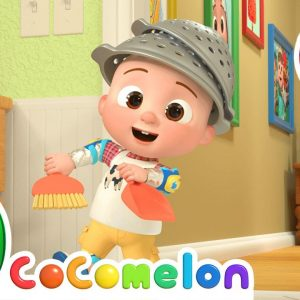 Clean Up Song + More Nursery Rhymes & Kids Songs - CoComelon