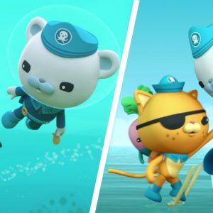 Best of Captain Barnacles Bear 🐻❄️ Octonauts | Netflix Jr