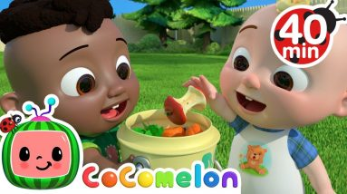 Compost Song (Earth Day Songs) + More Nursery Rhymes & Kids Songs - CoComelon