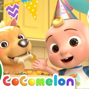 Doggy Song +More Nursery Rhymes & Kids Songs - CoComelon