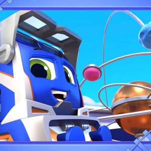 Ready for Launch ☄️ Mighty Express Short Tracks FULL EPISODE | Netflix Jr