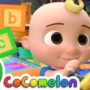 Learn Your ABC's with CoComelon + More Nursery Rhymes & Kids Songs - CoComelon