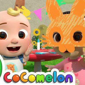 Easter Masks Song | CoComelon Nursery Rhymes & Kids Songs