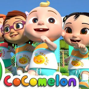 Field Day Song | CoComelon Nursery Rhymes & Kids Songs