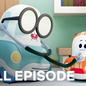 Flat Tire | Go! Go! Cory Carson FULL EPISODE | Netflix Jr