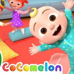 Floor Is Lava Song | CoComelon Nursery Rhymes & Kids Songs
