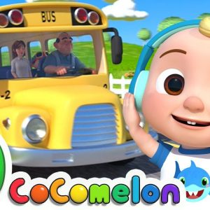 CoComelon Songs For Children - Wheels On The Bus - ABC Song + More Nursery Rhymes & Kids Songs