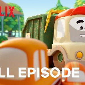 Garbage Day 🚛 Go! Go! Cory Carson FULL EPISODE | Netflix Jr