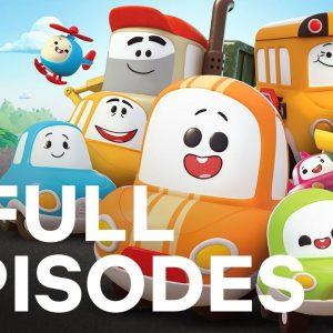 Go! Go! Cory Carson FULL EPISODE 1-7 Compilation 🚗 Netflix Jr