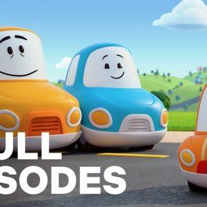 Go! Go! Cory Carson Season 2 FULL EPISODE 1-7 Compilation | Netflix Jr