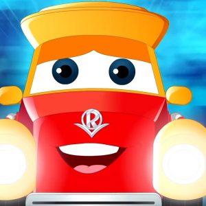 Happy Halloween |  Super Car Royce | Halloween Car Cartoons for Children
