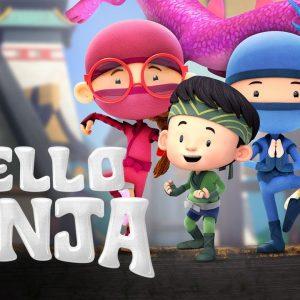 Hello Ninja Season 4 Trailer | Netflix Jr