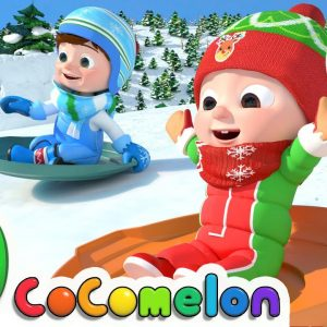 Hide & Seek Jingle Bells + More Nursery Rhymes & Kids Songs - CoComelon