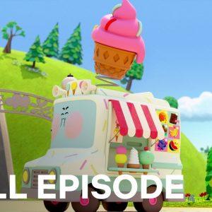 Ice Cream Truck 🍦 Go! Go! Cory Carson FULL EPISODE | Netflix Jr