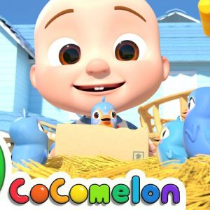 Itsy Bitsy Spider (Birdie Edition) | CoComelon Nursery Rhymes & Kids Songs