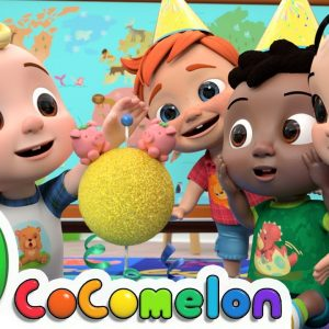 JJ's New Year's Resolution | CoComelon Nursery Rhymes & Kids Songs