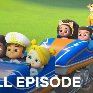 Let it Ride 🎢 Mighty Express FULL EPISODE | Netflix Jr