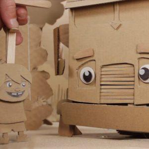 Let's Play Hide and Seek | Trash Truck | Netflix Jr