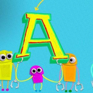 Letter A | StoryBots ABC Alphabet for Kids | Netflix Jr