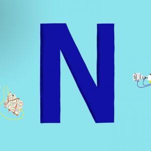 Letter N | StoryBots ABC Alphabet for Kids | Netflix Jr