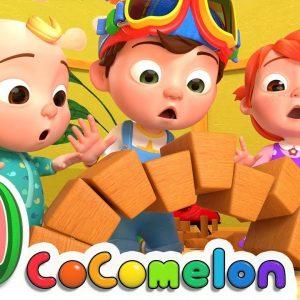 London Bridge is Falling Down | CoComelon Nursery Rhymes & Kids Songs