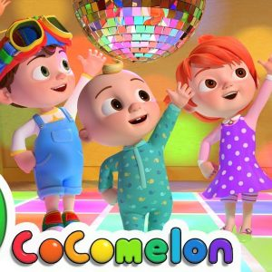 Looby Loo | CoComelon Nursery Rhymes & Kids Songs