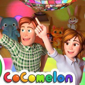 Looby Loo + More Nursery Rhymes & Kids Songs - CoComelon