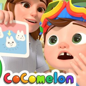 Loose Tooth Song | CoComelon Nursery Rhymes & Kids Songs