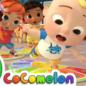 Music Song + More Nursery Rhymes & Kids Songs - CoComelon